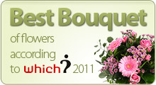 Best Bouquet according to Which? 2011