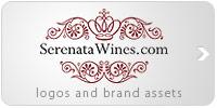 Serenata Wines brand assets