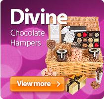 Divine Chocolate Hampers