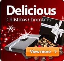 Delicious Christmas Chocolate Gifts