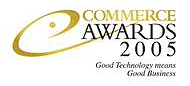 DTI - Ecommerce awards 2005