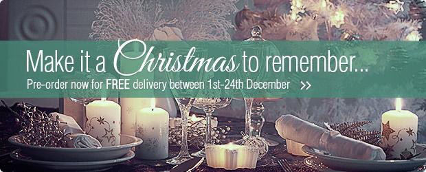 UK Christmas Hamper Delivery