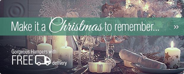 UK Christmas Hamper FREE Delivery
