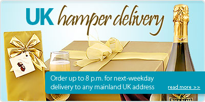 Hamper delivery in UK