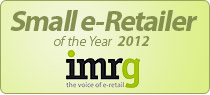Small e-retailer of the year 2012