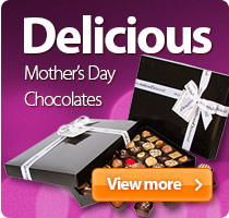 Delicious Mother's Day Chocolate Gifts